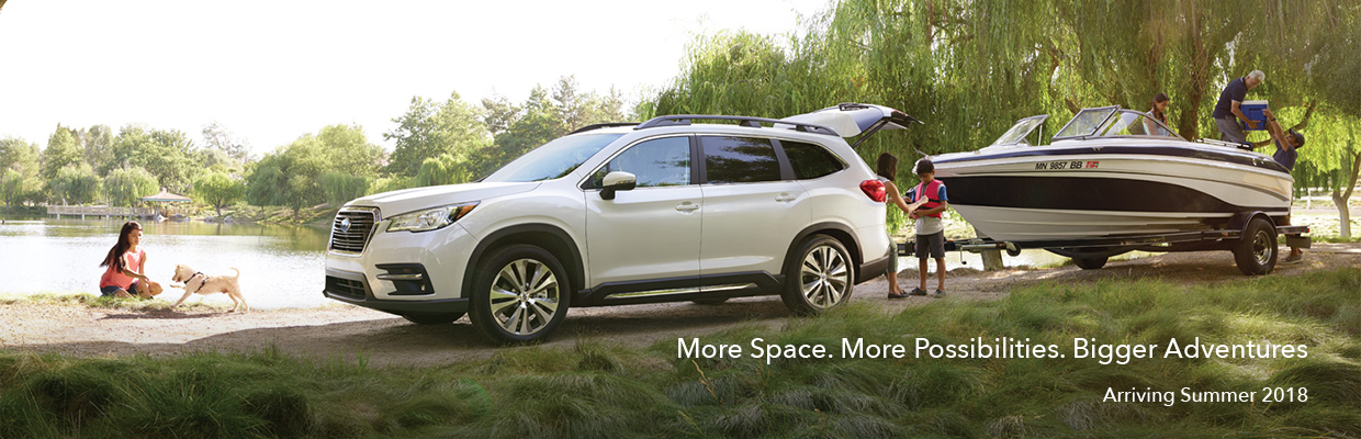 New 2019 Ascent