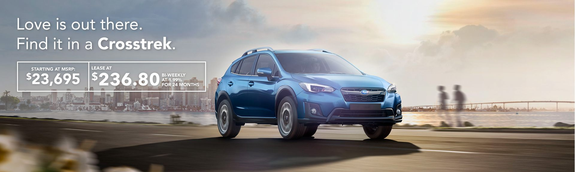 2019 Subaru Crosstreck